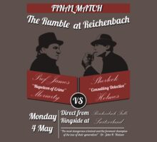 Rumble at Reichenbach T-Shirt