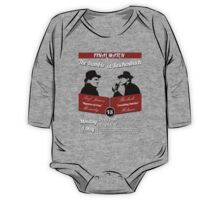 Rumble at Reichenbach One Piece - Long Sleeve