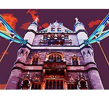 Tower Bridge , London Photographic Print