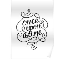 Once Upon A Time. Poster