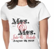 Contact me to custom order Womens Fitted T-Shirt