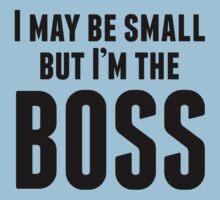 I'm The Boss Baby Tee