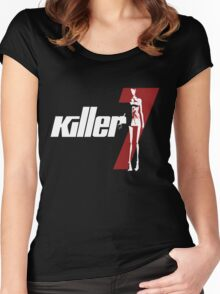 Killer7 Women's Fitted Scoop T-Shirt