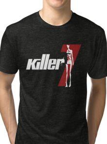 Killer7 Tri-blend T-Shirt