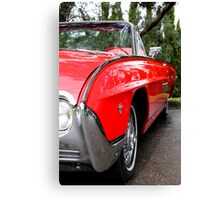 Ford Thunderbird 1963 Model Canvas Print