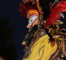 Carnivale Feathers by heatherfriedman