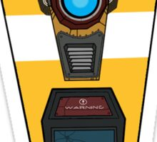Claptrap Sticker