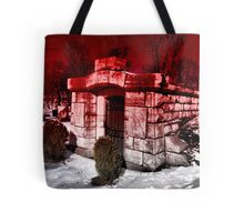 Under A Blood Red Sky Tote Bag