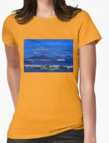 Blue Night in Naples - Mediterranean Impressions T-Shirt