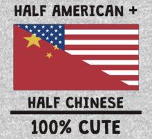 Half Chinese 100% Cute One Piece - Long Sleeve