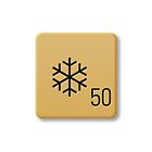 Scrabble Tile - Snow by axemangraphics