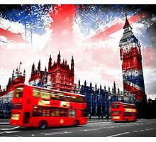 England  London  Photographic Print