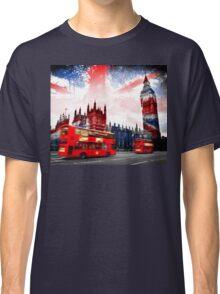 England  London  Classic T-Shirt
