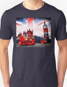 England  London  Unisex T-Shirt