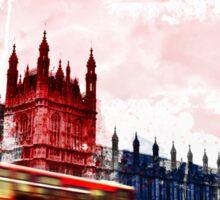 England  London  Sticker