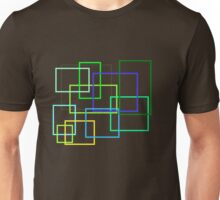 Rectangles Unisex T-Shirt