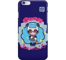 supa kawaii iPhone Case/Skin