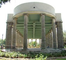 The Peristyle  by Wanda Raines