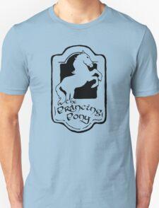 Prancing Pony Black T-Shirt