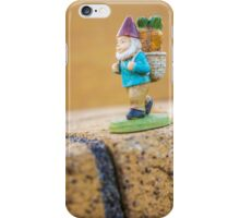 Gnome Bricks iPhone Case/Skin