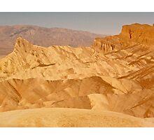 Mojave Desert California Photographic Print