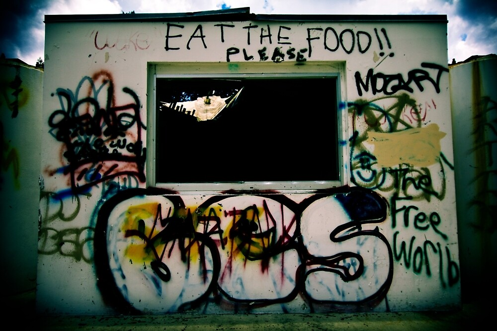Please Eat The Food by Christopher Boscia