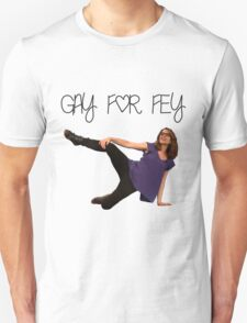 Gay for Fey Unisex T-Shirt