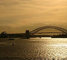 Golden Sydney by Noel Elliot