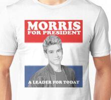 Morris for President Unisex T-Shirt