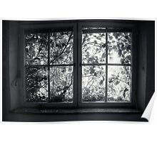 Broby Sanatorium Window Poster