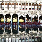 Coffee in St Marks by jlv-
