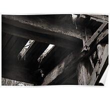 Trestle Bridge - Timboon Poster