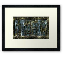 Andian Framed Print