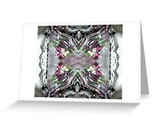 Water mirror Greeting Card