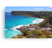 Scenic Kangaroo Island! Canvas Print