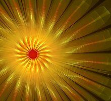 Golden Petals by gypsygirl