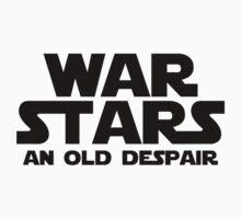 War Stars 'An Old Despair' Kids Clothes