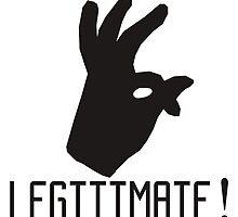 Legitimate Joe Weller by Mattkenyon