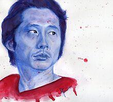 Glenn Rhee by jcellorrt