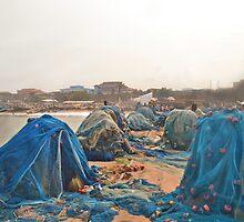 Fishing Nets by Shamila Chady