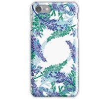 Winter Garden Gate  iPhone Case/Skin