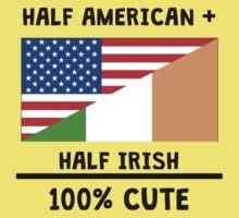 Half Irish 100% Cute One Piece - Short Sleeve