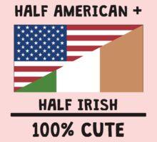 Half Irish 100% Cute One Piece - Long Sleeve