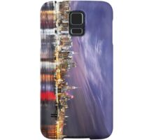 Manhattan Skyline: NYC Samsung Galaxy Case/Skin