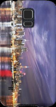 Manhattan Skyline: NYC by brotherbrain