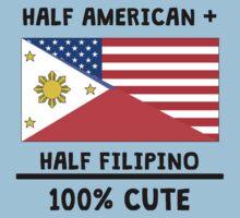 Half Filipino 100% Cute One Piece - Short Sleeve