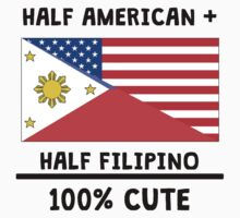 Half Filipino 100% Cute One Piece - Short Sleeve