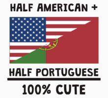 Half Portuguese 100% Cute One Piece - Short Sleeve