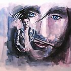 Jared , featured in Painters Universe by FDugourdCaput