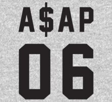 Asap Rocky Kids Clothes